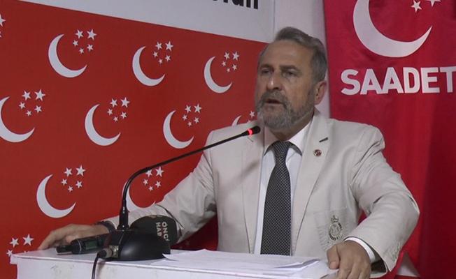 SAADET PARTİSİ İL DİVAN TOPLANTISI GERÇEKLEŞTİRİLDİ