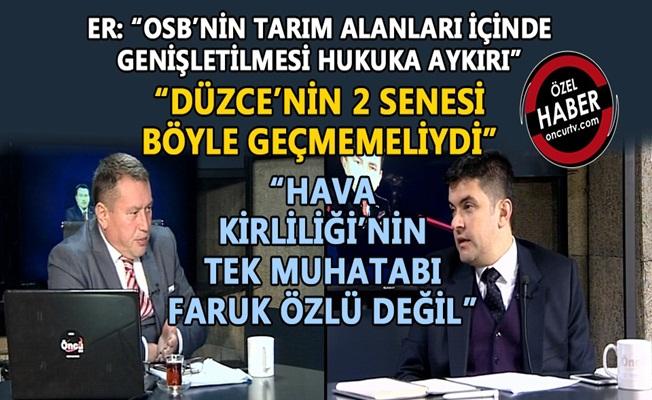 """""""BU YIL İÇERİSİNDE ERKEN SEÇİM OLABİLİR"""""""
