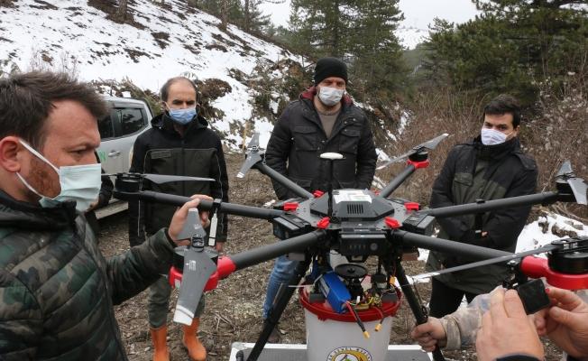 'DRONE' DESTEKLİ GENÇLEŞTİRME