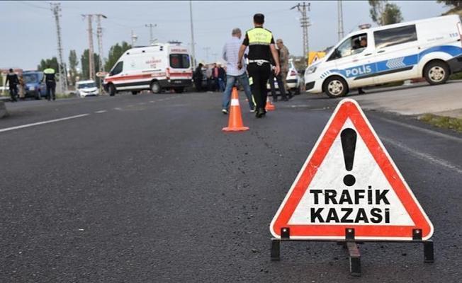 TRAFİK KAZASI İSTATİSTİKLERİ YAYIMLANDI
