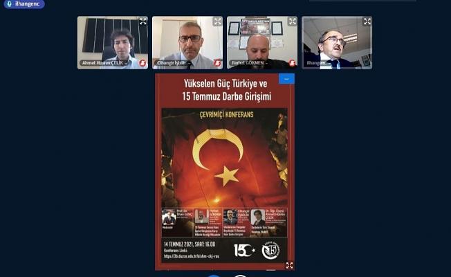 """""""15 TEMMUZ'UN DİĞER DARBELERDEN FARKI VAR"""""""