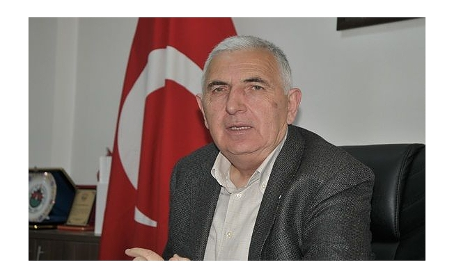 BASRİ KARSLIOĞLU CHP İL BAŞKANI OLARAK ATANDI