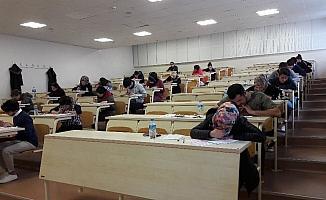 Uluslararası öğrenciler Düzce Üniversitesi öğrencisi olmak için ter döktü