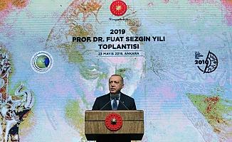 Erdoğan: Cazibe merkezi haline getireceğiz