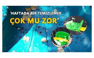 PARKLAR PİSLİK İÇİNDE!
