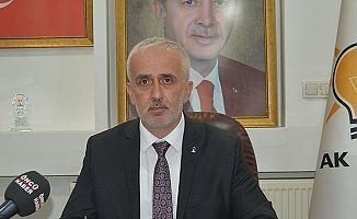 KESKİN'DEN YUNAN GAZETESİNE ÇOK SERT TEPKİ