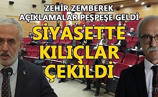 """""""NAMUSSUZ VE VİCDANSIZ ARIYORLARSA KENDİLERİNE BAKSINLAR"""""""