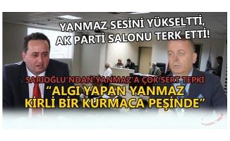 """""""BU HADİSENİN TEK SORUMLUSU DAYATMACI YANMAZ!"""""""