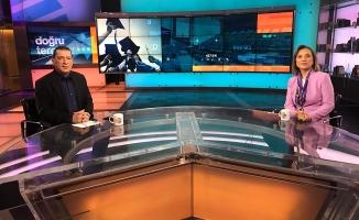 NTV'DE DÜZCE ÜNİVERSİTESİ'Nİ ANLATTI