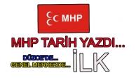 İLKLERİ BAŞARDI