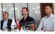 DÜZCESPOR'DA TEKNİK PATRON CÜNEYT BİÇER