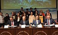 Düzce Üniversitesi'nden eğitimde iş birliği protokolleri