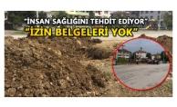 MAHALLE SAKİNLERİNİN BAZ İSTAYONU TEPKİSİ