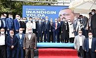AK PARTİ'DE CUMAYERİ KONGRESİ DE TAMAMLANDI