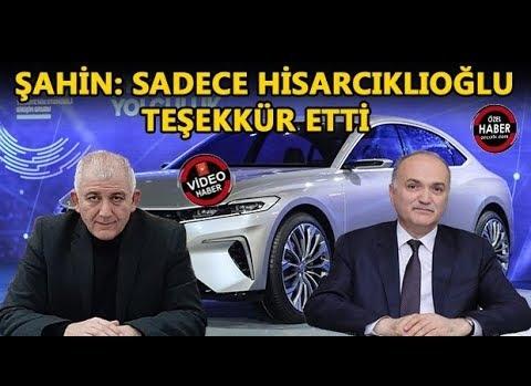 """""""YERLİ OTOMOBİLİN BAŞ MİMARI ÖZLÜ'DÜR"""""""
